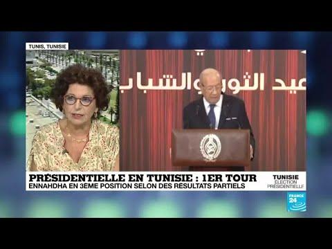 """Présidentielle en TUNISIE : """"c'est l'échec du système éducatif et de l'ascenseur social"""""""