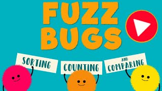 Fuzz Bugs - Counting, Sorting, & Comparing Game Play | Crazy Game Zone