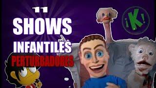Top 11: Shows Infantiles Más Perturbadores   ¡KHAZOO!