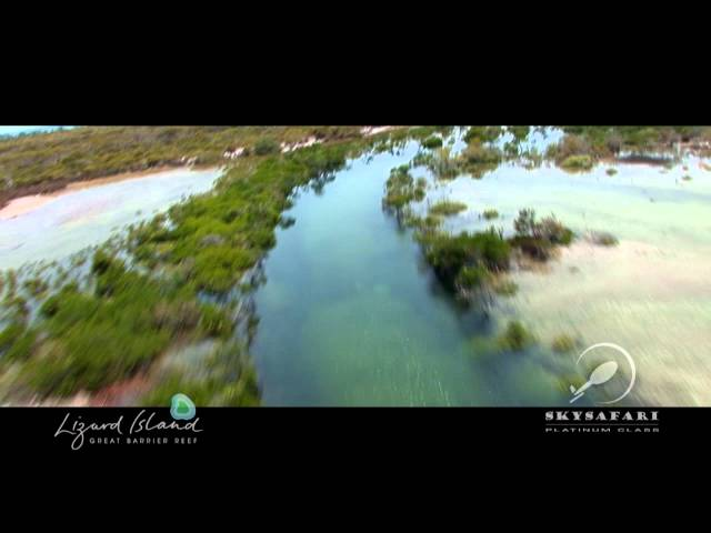 Lizard Island Tropical North Queensland - heli fishing adventure.
