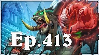 Funny And Lucky Moments - Hearthstone - Ep. 413