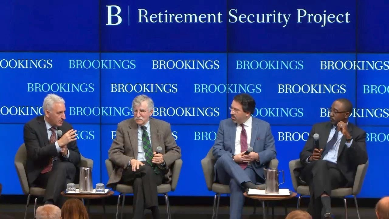 Panel I: Lifetime income without annuities