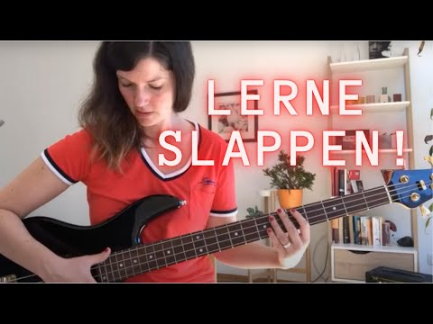 Bass Tutorial – Grundlagen der Slap-Technik am Bass
