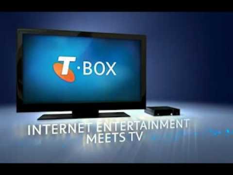 Telstra T-Box Hits Shelves Tomorrow