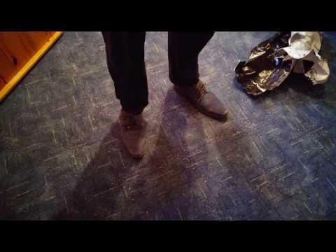 Bugatti Schuhe im Unboxing [4K/Deutsch]