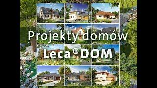 Projekty domów z kolecji Leca® DOM