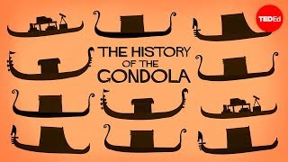 Corruption, wealth and beauty: The history of the Venetian gondola – Laura Morelli