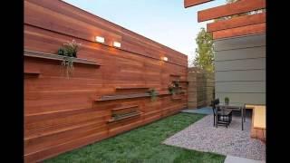 Wood Fence Paint Colors