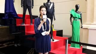 2014年03月29日李培禎 浪凡頂級紅毯訂製服 主持 1
