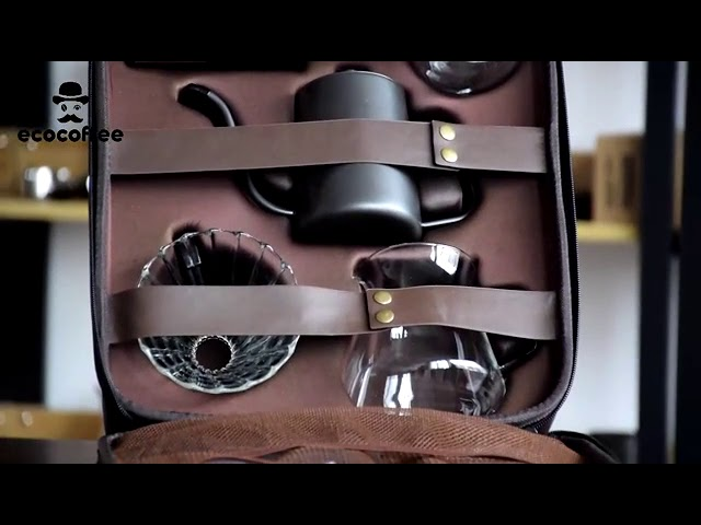 شنطة القهوة المختصة v60  - شنطة ادوات v60