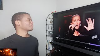 """Celine Dion - 2019 Aretha Franklin Tribute """"A Change Is Gonna Come"""" (REACTION)"""