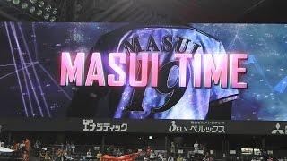 「MASUITIME」増井浩俊投手が308日ぶりにセーブを挙げる