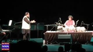 Shankar Mahadevan and Zakir Hussain Houston 2015 F NNN