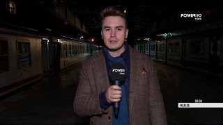 Mustafa Ceceli - Sarı Saçlarından Sen Suçlusun Kamera Arkası (Kulis) HD
