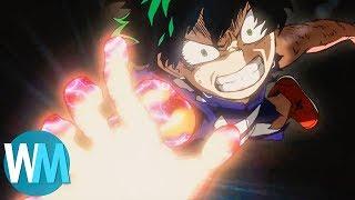 Top 10 Anime Tournament Battles