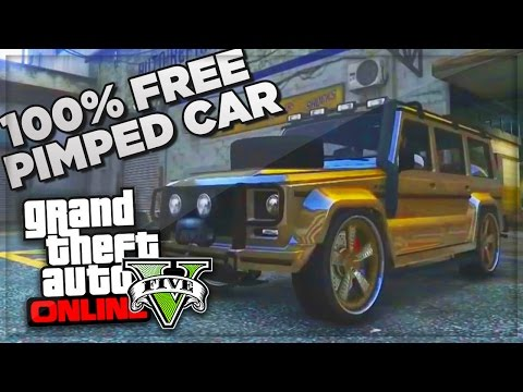 GTA 5 Online Rare Cars FREE Expensive & Fully Customized GTA Online Cars! - (GTA V Gameplay)