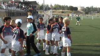 preview picture of video 'Torneo de Madrid 2006 Pilar de la Horadada'