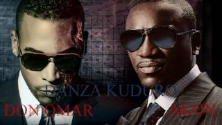 Don Omar Ft Akon   Danza Kuduro