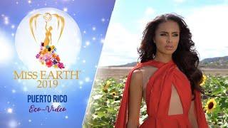 Nellys Pimentel Miss Earth Puerto Rico 2019 Eco Video