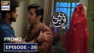 Pehli Si Muhabbat Episode 20   Ary Digital Dramas