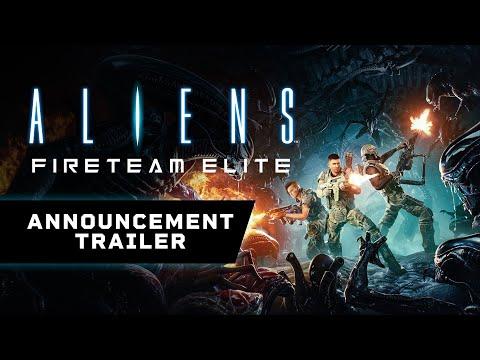 Trailer d'annonce (2 mars 2021) de Aliens: Fireteam