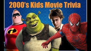 Only 2000's Kids Know All These Movies! - CAN YOU GUESS THEM!?!