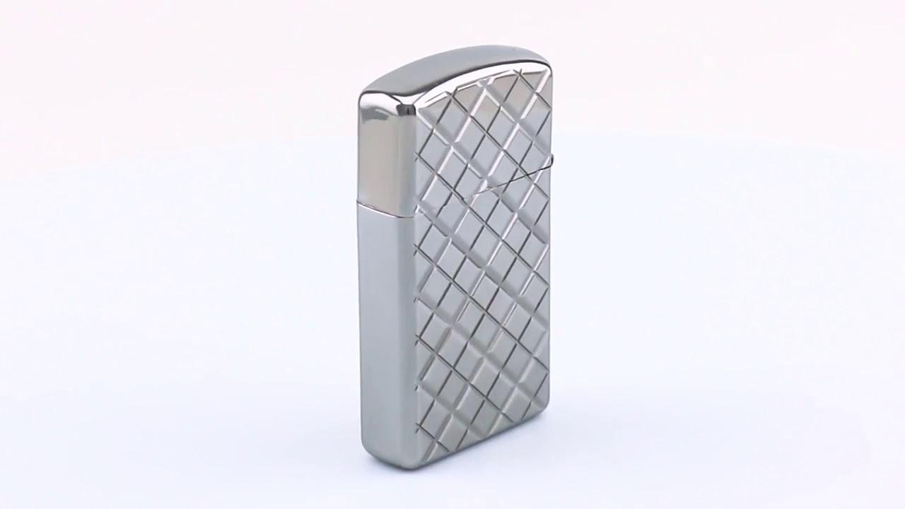 Зажигалка Zippo SLIM 1606 Argyle 29186