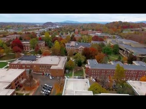 East Tennessee State University - video
