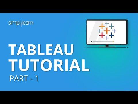 Tableau Tutorial For Beginners Part - 1   Tableau ... - YouTube