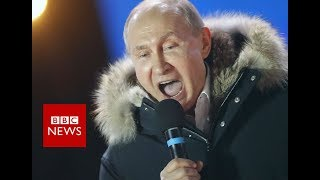 Vladimir Putin: 8 Facts To Know About The Russian President   BBC News