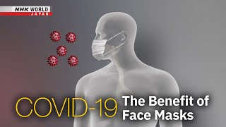 COVID-19: The Benefit of Face Masks - NHK WORLD-JAPAN