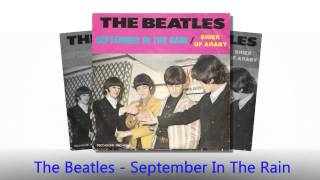 September In The Rain - The Beatles