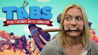 Sudden Infantry Death Syndrome - Totally Accurate Battle Simulator Gameplay