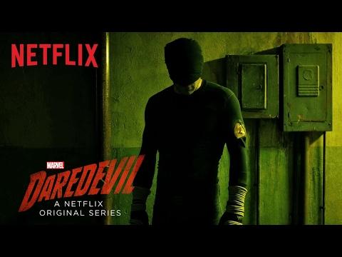 Daredevil (Clip 'Hallway Fight')