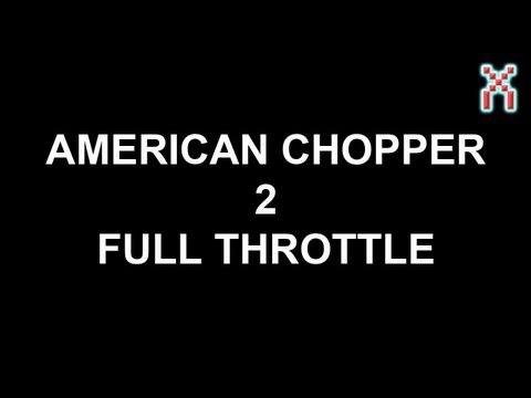 american chopper xbox game