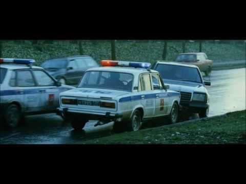 The Bourne Supremacy - Car Chase in Moscow - [HD]
