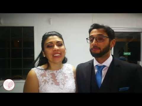 Elizabeth y Gonzalo