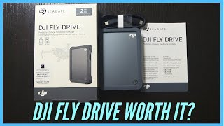 Should You Buy The DJI Fly Drive ? DJI Fly Drive Unboxing and Review