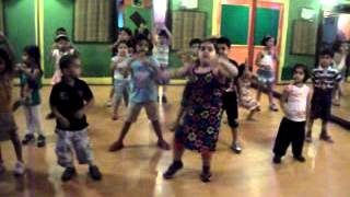 Chammak Challo | Ra One | Dance Moves By Step2Step Dance Studio