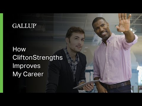 How CliftonStrengths Development Helps People Improve Careers