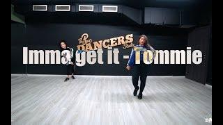 Imma Get It | Tommie & Spice | Dancehall Choreography @prodancersstudio