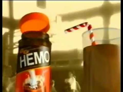Ηemo - Συνομιλία ποτήρι - καλαμάκι