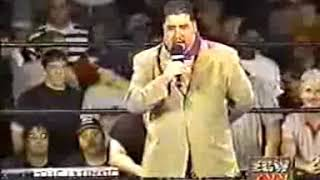 Ecw New Jack Vs Mike Awesome (Ecw On TNN)