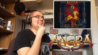 Angra - Spread Your Fire Reaction!!!