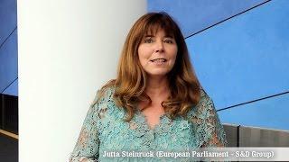 Jutta Steinruck - Europäisches Parlament - S&D Group