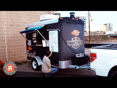 , title : ''Beast Food Truck' Serve An Organic, Locally Sourced Message | Small Business Revolution (Story #28)