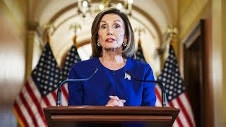 """""""No One Is Above the Law"""": Nancy Pelosi Finally Ends Her Impeachment Buzzkill  - News"""