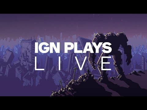 FTL Developer's Newest Game: Into the Breach – IGN Plays Live