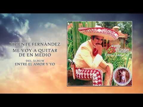 Me Voy a Quitar de en Medio - Vicente Fernández