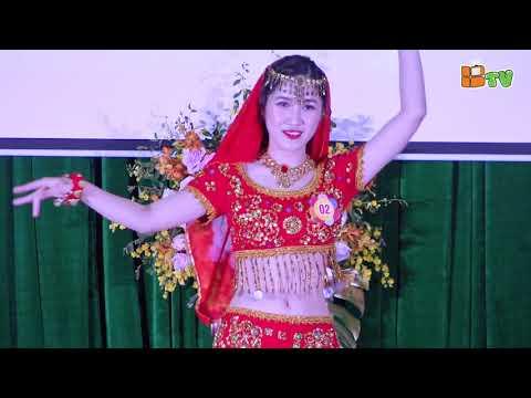 Tài năng duyên dáng- múa Ấn Độ